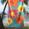 "Set of 2 Summer-Themed 30"" x 60"" Beach Towels"