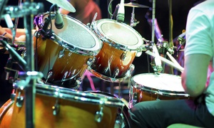 Drum Lessons Vegas: A Private Music Lesson from Drum Lessons Vegas (50% Off)
