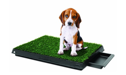 Pet Zoom Pet Park Deluxe Dog Relief System (3-Piece)