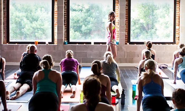 TruHarmony Yoga - DePaul: Up to 81% OffClasses and Programsat TruHarmony Yoga