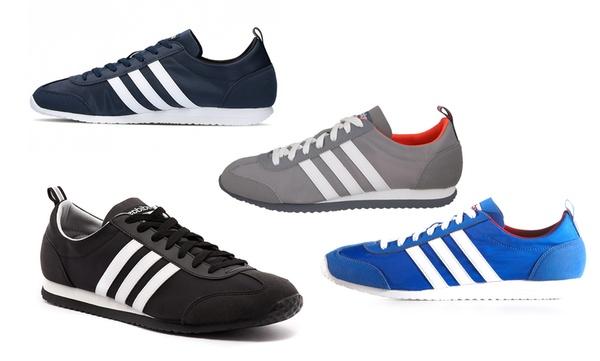 Baskets homme Adidas VS Jog | Groupon Shopping