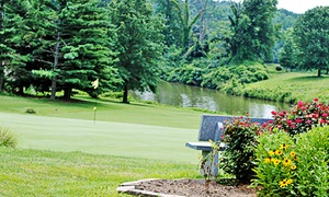 Clinton Hill Country Club: Golf for Two or Four including Cart Rental and Range Balls at Clinton Hill Golf Course in Swansea (Up to 54% Off)