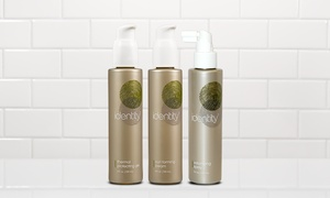 Gene Juarez Salons & Spas: Four Identity1 Salon Products at Gene Juarez Salons & Spas (72% Off). Multiple locations.