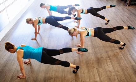 One Month of Unlimited Barre Classes or Five Barre Classes at Xtend Barre Rochester Hills (Up to 57% Off)