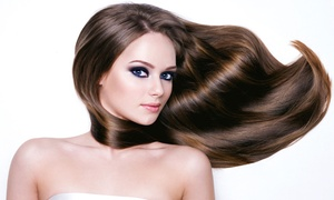 The Loft Hair Studio: Cut, Blow-Dry, and Deep Conditioning with Optional Partial or Full Highlights (Up to 57% Off)