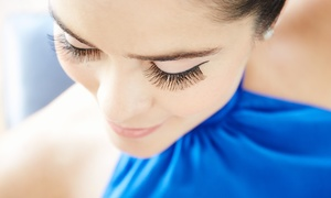 SkinSecretsAndThreading: Full Set of Eyelash Extensions at SkinSecretsAndThreading (50% Off)