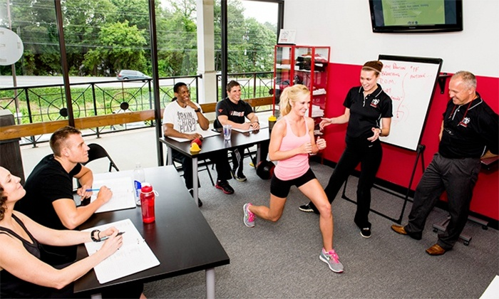 Body Design University - Atlanta: $1,475 for Personal Trainer Certification Course at Body Design University ($3,045 Value)