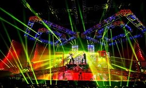 Trans Siberian Orchestra: Trans-Siberian Orchestra on November 18 at 4 p.m.