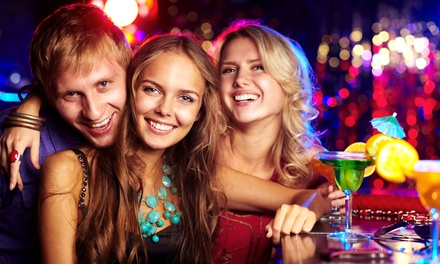 $39 for a St. Patrick's Day Club Crawl in Las Vegas on 3/15 or 3/17 ($90.67 Value)