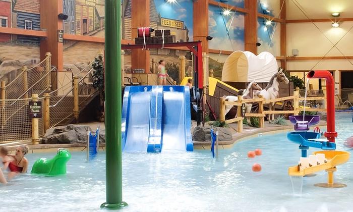 Indoor water park deals ohio