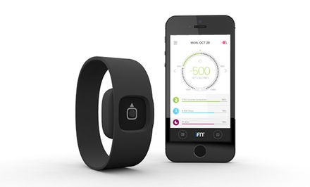 iFit Act Bluetooth Fitness Band