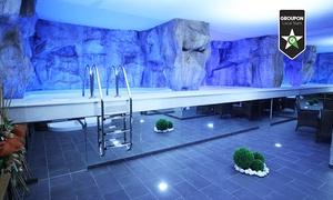 L ISOLA DEL BENESSERE: L'Isola del Benessere - Percorso spa di coppia con massaggio fino a 50 minuti, trattamenti viso e peeling corpo