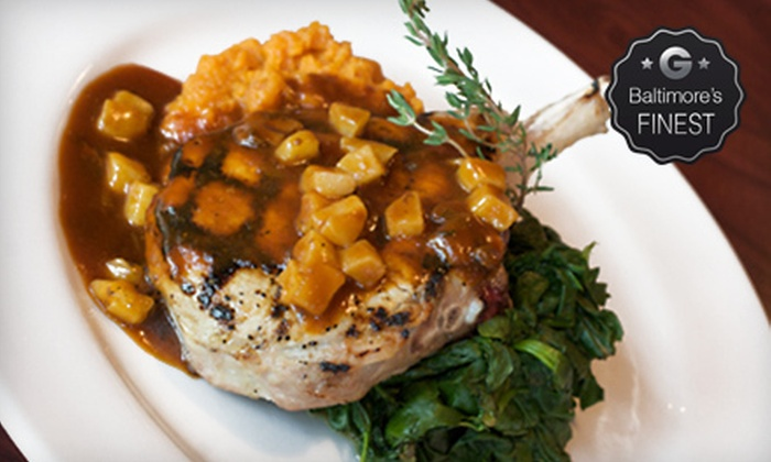 Langermann's - Canton: $29 for a Three-Course Low Country-Inspired Dinner for Two at Langermann's (Up to $71.85 Value)