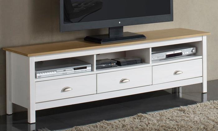 Muebles de salón de pino | Groupon Goods