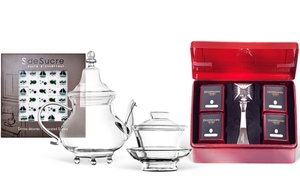 Sarya: Up to AED 400 Worth of Tea Products at Sarya Touch of Class (Up to 53% Off)