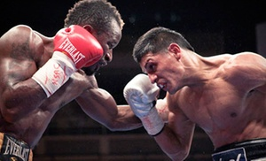 Ticket To A Golden Boy Boxing Series Event At The Bb&t Center On Saturday, June 1 (up To 54% Off)