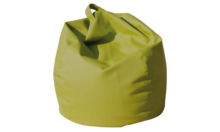Poltrona sacco o pouf groupon goods