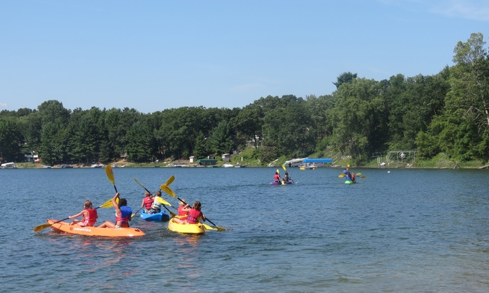 Camp Lakotah - Wautoma: One- or Two-Weeklong Overnight Summer Camp at Camp Lakotah (Up to 58% Off). Six Sessions Available.