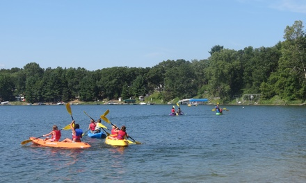 One- or Two-Weeklong Overnight Summer Camp at Camp Lakotah (Up to 46% Off). Six Sessions Available.