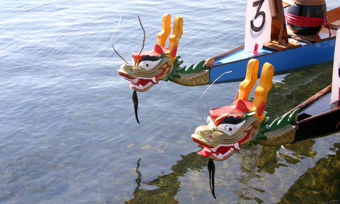 Alkame Dragon Boat Services - Frenchmans Bay Marina: C$39 for Four Dragon Boat Experiences for One Person at Alkame Dragon Boat Services  (C$180 Value)