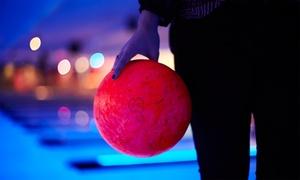 E'Star Bowling: Desde $189 por 1 o 2 líneas de bowling + pizzas grandes de muzzarella + cervezas o vasos de gaseosa en E'Star Bowling