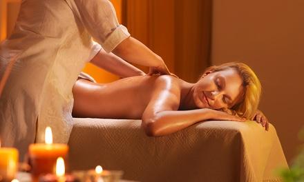 1x oder 2x 30 Min. klassische Rückenmassage oder Aromaöl Rückenmassage bei Ciner Kosmetik (bis zu 60% sparen*)