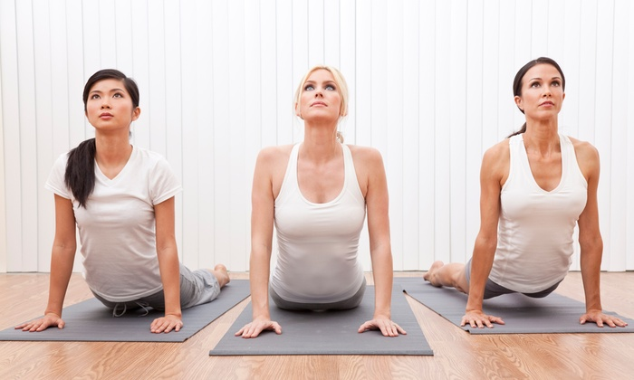 Hot Yogoddess - Hot Yogoddess: 5 or 10 Women's Hot Yoga, Vinyasa Flow, or Barre Classes at Hot Yogoddess (Up to 66% Off)