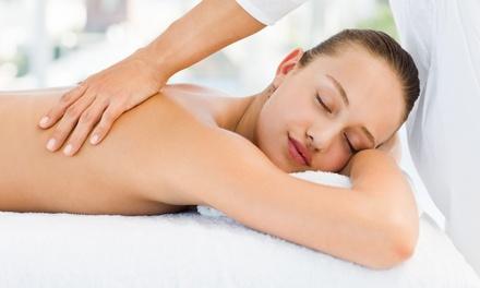 30 oder 60 Minuten Rücken- und Nackenmassage bei Thaimassage Porz