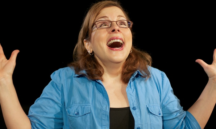 Mary Dimino - 13th Street Repertory Company: Standup Show Hosted by Mary Dimino at 13th Street Repertory Company on February 21–May 30 (Up to 83% Off)