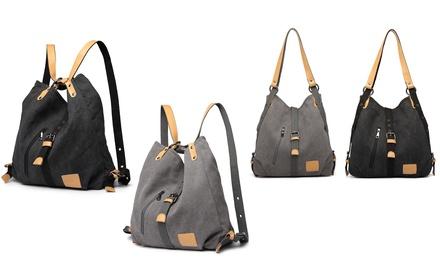 Kono Multipurpose Shoulder Canvas Bag