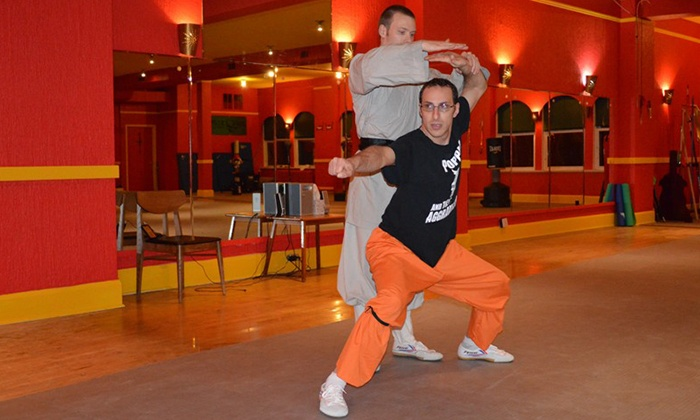 The Cleveland Shaolin Kung Fu Academy - Old Brooklyn: One or Three Months of Unlimited Kung Fu Classes at The Cleveland Shaolin Kung Fu Academy (Up to 75% Off)