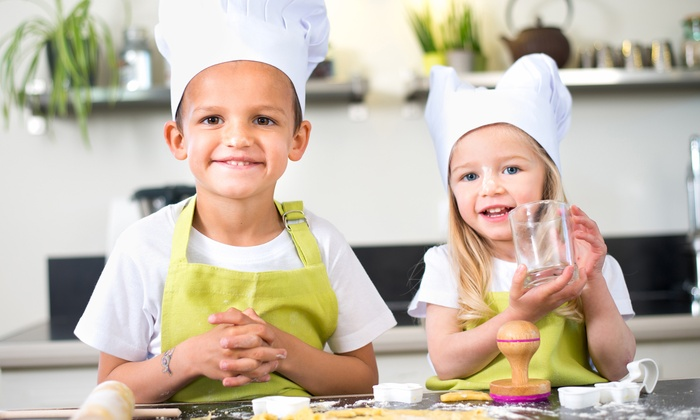 Chef It Up - Mt. Olive, NJ - Chef It Up: Cupcake-Baking and Cooking Activities for Kids at Chef It Up - Mt. Olive (Up to 50% Off)