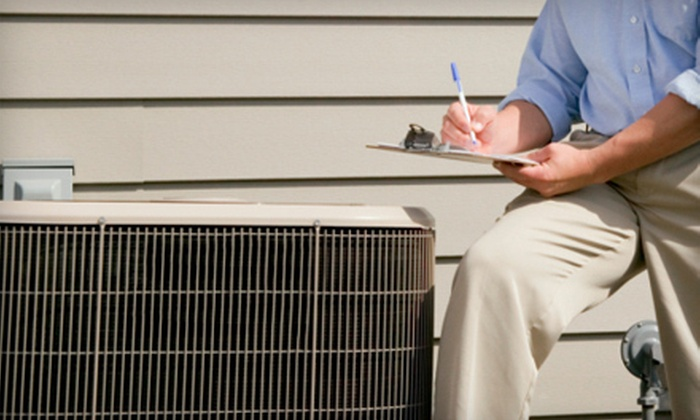 Van Eddie's Heating & Air Conditioning - Orlando: $49 for Air Conditioning, Heat Pump, or Furnace Tune-Up Package from Van Eddie's Heating & Air Conditioning ($125 Value)