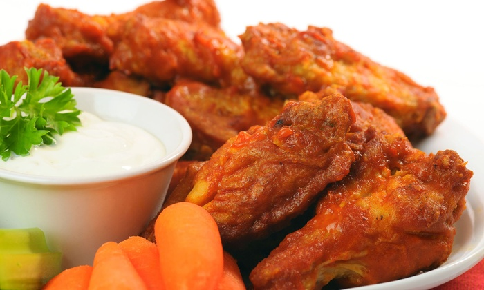 Maryland's Chicken Wing & Beer Festival - Maryland National Guard Armory: Two or Four Tickets to Maryland's Chicken Wing & Beer Festival on Saturday, April 5 (Up to 52% Off)