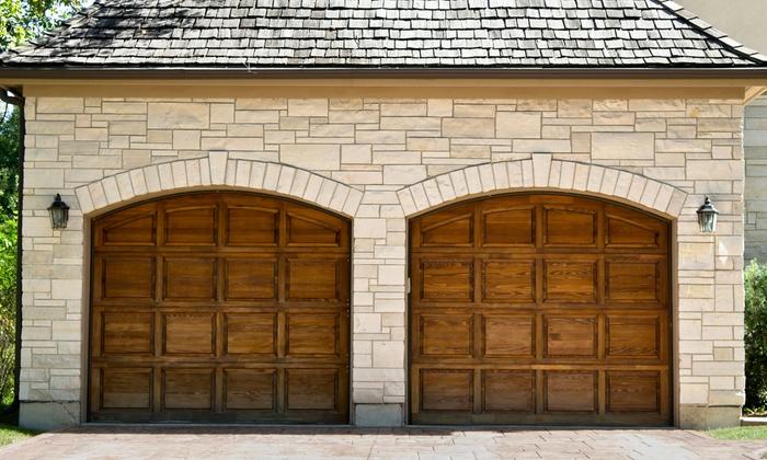 Garage Door Service Co. - Cleveland: Garage-Door Tune-Up and Inspection with Optional Roller Replacement from Garage Door Service Co. (Up to 70% Off)