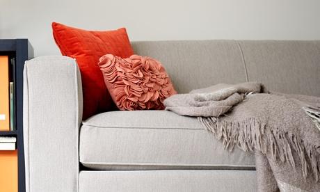 Servicio de limpieza de sofá de 2 o 4 plazas desde 34,95 € en la Comunidad de Madrid y Guadalajara