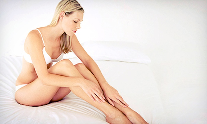 Rejuvalase MedSpa - Stafford Oaks: Six Laser Hair-Removal Treatments at Rejuvalase MedSpa (Up to 87% Off). Two Options Available.