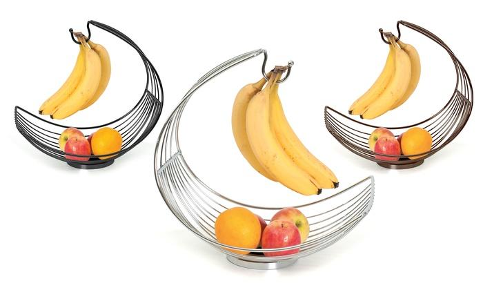 Fruit Bowl With Banana Hanger - Best Bowl 2018