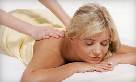 1-Hour Swedish Massage (a $80 value) - Touched by an Angel's Wing in Santa Fe