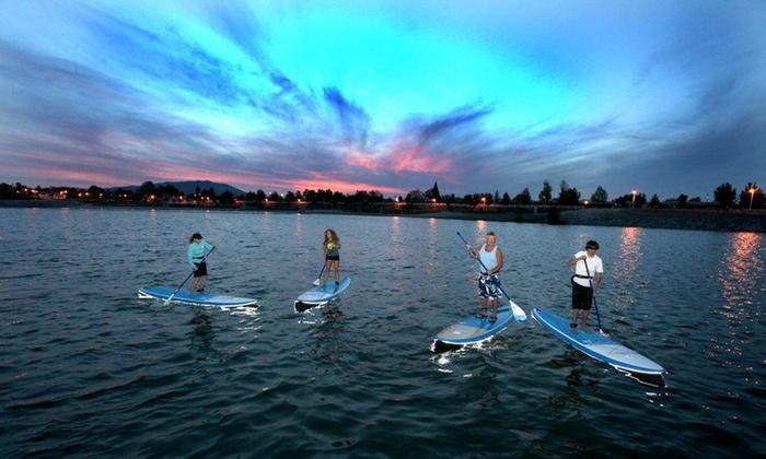 Marina Paddlefit - Marina Village: Up to 55% Off Paddleboard Tour  at Marina Paddlefit