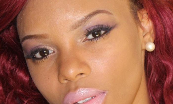 Onyx Beauty Salon (make Up By Destiny) - West Hill: Makeup Application from Onyx beauty salon (Make up by Destiny) (46% Off)