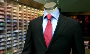 tailoredsuitsparis.com: 1 costume sur-mesure avec 1 chemise en option dès 229 € chez Tailored Suits Paris