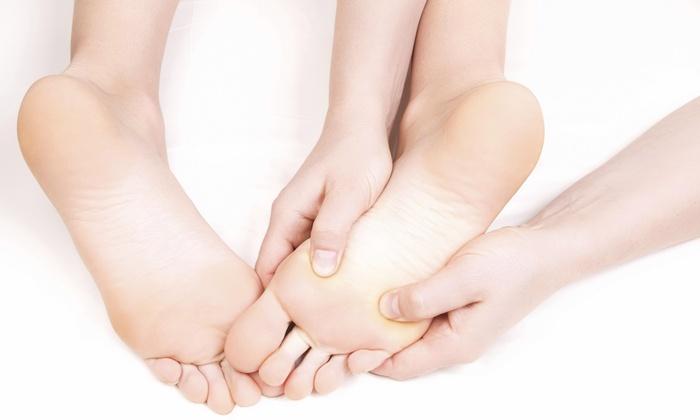 Amalgamation Memphis - Four Way: A 60-Minute Deep-Tissue Massage at Amalgamation Memphis (48% Off)