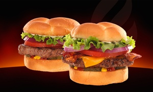 Back Yard Burgers : $17.25 for Three Groupons, Each Good for $10 Worth of Black Angus Burgers and Sides ($30 Total Value)