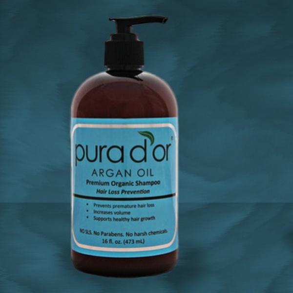 Pura D Or Premium Organic Hair Loss Prevention Shampoo Groupon