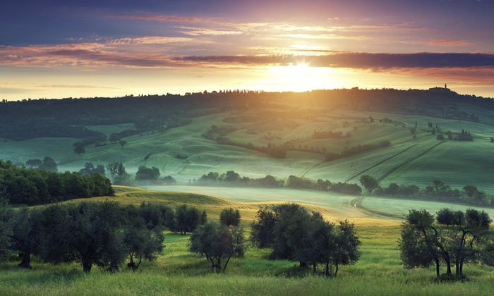8-Day Italy Vacation with Air and Rental Car from Gate 1 Travel