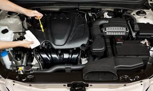AP Optik: Professionelle Auto-Aufbereitung inkl. Reinigung des Motorblocks und Hochglanz-Politur bei AP Optik (55% sparen*)