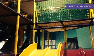 Park Lanes Family Entertainment Center: Jungle-Maze Packages for Two or Four at Park Lanes Family Entertainment Center (Up to 38% Off)