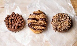 So Nuts! Donuts & Deli: Donuts and Deli Fare at So Nuts! Donuts & Deli (Up to 48% Off). Three Options Available.