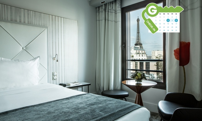 Hôtel Le Parisis Tour Eiffel | Groupon